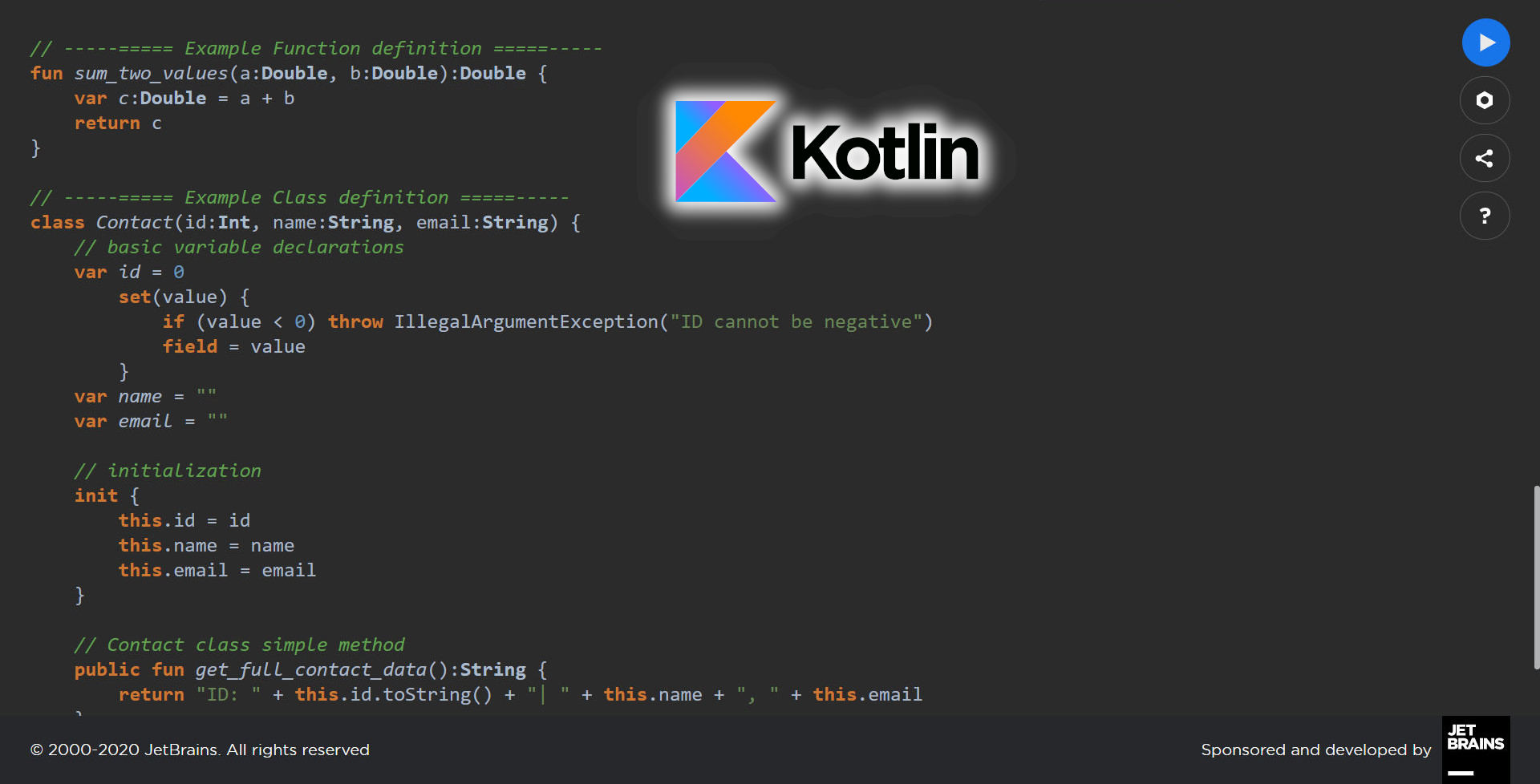 Kotlin – The Next Step for a Java Developer
